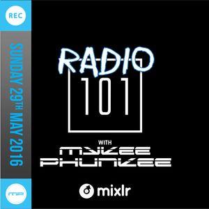 Radio 101   03: Sunday 29th May 2016