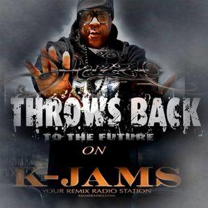 World Famous DJ Hazze- Throws Back to the Future Show -  on KJAMS Radio