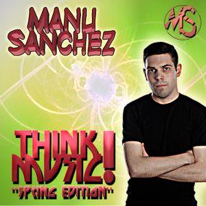 Manu Sánchez @ Think Music! Spring Edition 2016