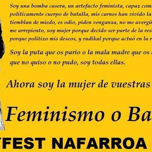 #22 Sorginen Leizea: gaurkotasuna + LadyFest Nafarroa 2013