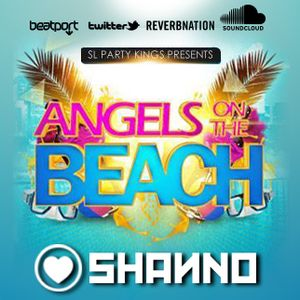 Angels on the Beach - Shanno R Set