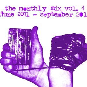 Monthly Mix #12 - June 2011