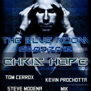 Steve Modena @ The Blue Room Party - Inside Emmendingen