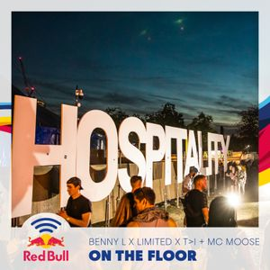 On the Floor - Benny L x Limited x T>I + MC Moose at Hospitality in the Park