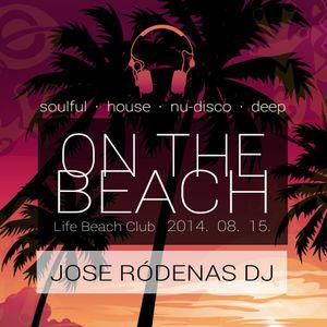 On The Beach 2014-08-15