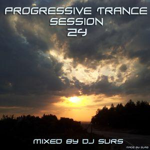DJ Surs - Progressive Trance Session 24 (29.07.2012)