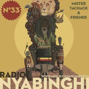 Radio Nyabinghi 19 de septiembre de 2017 Especial Musica Electronica en Colombia