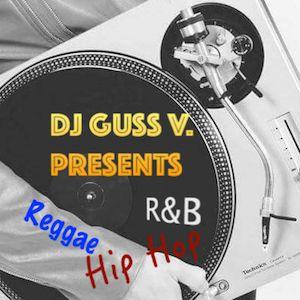 R&B Reggae HipHop mixset