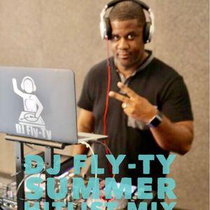 DJ Fly-Ty Summer Hitlist Mix