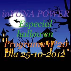 inyuna power programa 20 especial hallowen 25-10-12