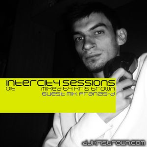 Franzis-D Guest on Intercity Sessions 016 (Aug 28, 2012)