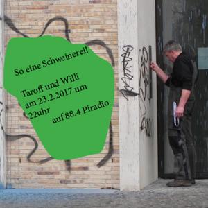 Radioshow: mit Taroff Langkenzer & Wilhelm Klotzek// 23. Februar