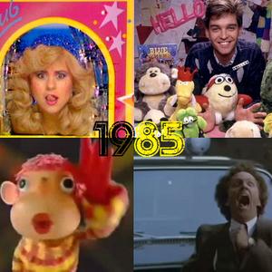 Pop Club Time Machine Presents 1985