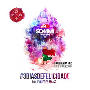 DJ Snake LIVE - @ RFM Sonmnii Portugal 08/07/16