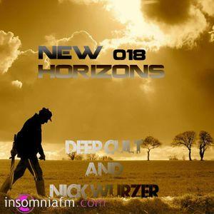 Deep Cult - New horizons 018 [18 Nov 2011] on InsomniaFm