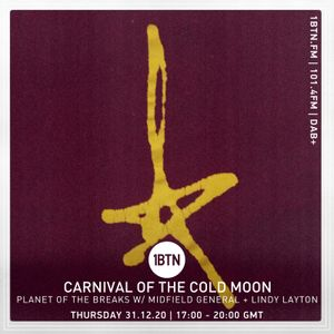 Carnival Of The Cold Moon: Planet Of The Breaks with Skint Records - 31.12.2020