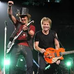 The final hour of The Friday Rock Show featuring tracks from BON JOVI