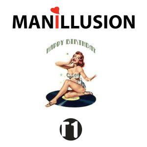 Manillusion happy b-day mix