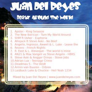 Juan Del Reyes - Beatz around the world (Cantabro Edition 2012)