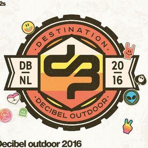 It's Time For Decibel Outdoor Festival 2016 Euphoria