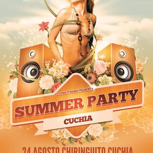 Sumer Party Cuchia 2012