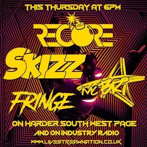 SKIZZ,RECORE/MC BRI,FRINGE | INDUSTRY RADIO | Hardcore-3/9/20