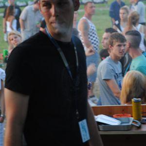 Peter Gabris - Live @ Majsi Erdészházi Bulik: Outdoor Summer Party 2012.06.23