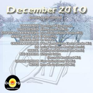 Trashed: December 2010