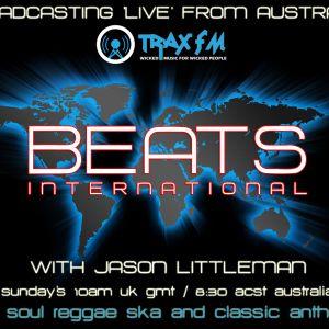 DJ Littleman's Beats International Show Replay On www.traxfm.org - 1st January 2017