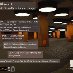 wizzla - SRBE Lounge @ NOI, Berlin (2011-06-13)