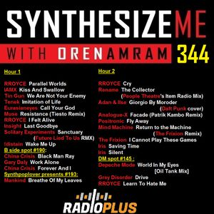 Synthesize Me #344 - 061019 - hour 1