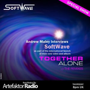 #SpecialShow Softwave interview by Andrew Maley
