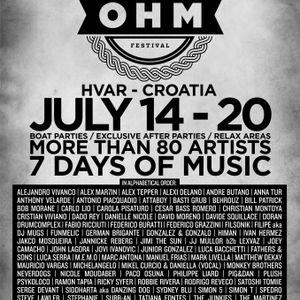 Doran - OHM Festival Promo Mix - July 2012