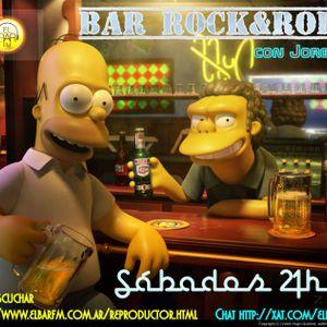 Bar Rock&Roll Sábados 21hs 26/03/2016