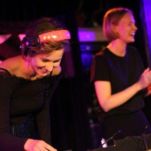 Klubbk103: Techno, trap och tysk musik