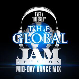 Global Jam IGroove - Part 2 - 7-2-15- Kompas/ AfroHouse/ Dancehall Reggae
