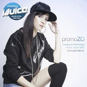Promo ZO - iJuiceRadio.uk - 30th May 2018