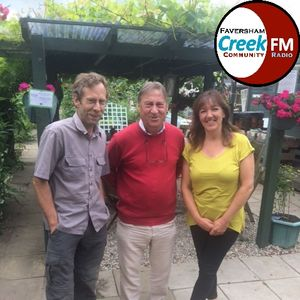 Faversham Natters with David Selves 1 MAY 2017