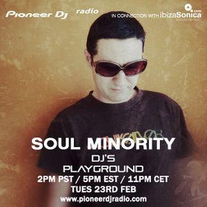 Soul Minority - Pioneer DJ's Playground
