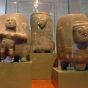 """Museo arqueológico de Puerto Vallarta """"Cuale"""""""
