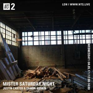 Mister Saturday Night - 5th April 2017