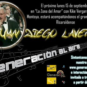 La Zona del amor Y el tenor Juan Diego Laverde