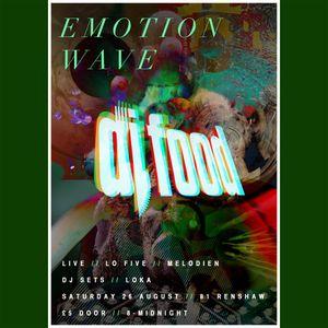Melodien at Emotion Wave
