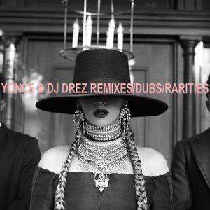 Yonce & DJ Drez - Remixes, Dubs & Instrumentals