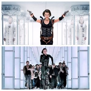 Surviving The Horror - Resident Evil: Afterlife and Resident Evil: Retribution