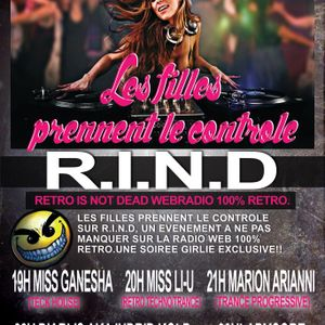 Marion Arianni - Edition Special Djane @ R.I.N.D