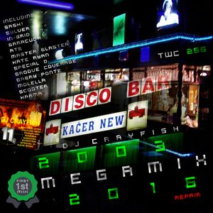 TWC 256 (2016) DJ Crayfish MIX 185 (2003 DANCE HITS) (TWC 11 REPAIR)
