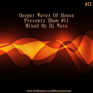 Deeper Waves Of House Presents Show #11 Mixed By Dj Wave