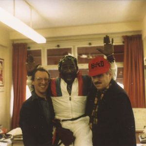 Lee Scratch Perry visits On the Wire
