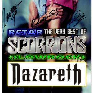 BEST OF SCORPIONS AND NAZARETH/RCTAP SELECTIONS